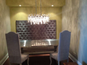 Chrome Chandelier For Sale