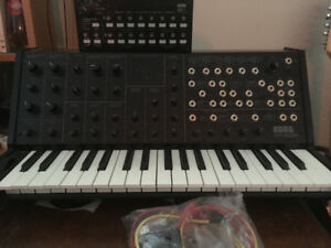 Korg MS 20 Mini + Sq-1