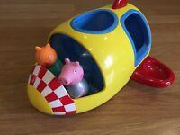 Peppa Pig Weebles Wobble Rocket