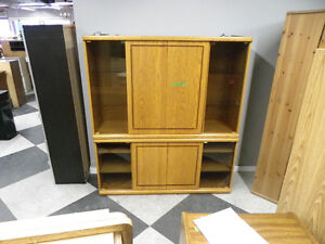 Pantry/Collectibles/TV Storage Cabinet