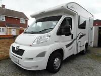 Elddis Autoquest 115 - 2 Berth Luxury Motorhome