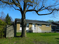 3 bedroom unit- Amazing upper unit in a bungalow near Algonquin