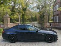 14 PLATE BMW 520d M SPORT DIESEL MANUAL 25,334 MILES 1 OWN NAV M PERFORMANCE