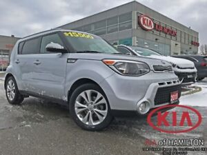 2015 Kia Soul EX | Low KM | One Owner | No Accidents