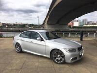 2009 BMW 3 Series 2.0 318d M Sport 4dr