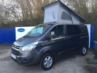 2015 Ford Transit Custom 270 Limited LTD 2.2TDCi E-Tech 155 BHP Camper Van