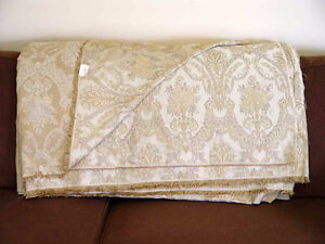 Tapestry Upholstery Material about 7 1/2 yards (new & unused)
