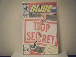 MARVEL G.I. JOE COMICS