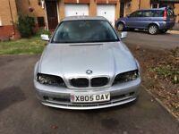 BMW 318ci For sale £550 Ono