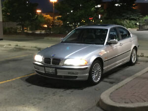 2001 BMW 3-Series 330xi Sedan