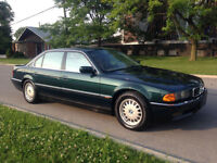 1995 BMW 750IL V12 FULLY LOADED PARK ASSIST CLEAN-CARPROOF City of Toronto Toronto (GTA) Preview