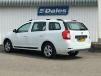 2016 Dacia Logan 1.5 dCi Laureate 5dr 5 door Estate