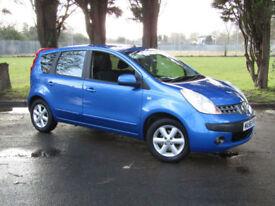Nissan Note 1.4 16v SE**FANTASTIC CONDITION**ONLY 46,000 MILES**LONG MOT**