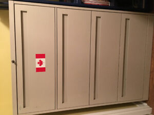 4-drawer lateral filing cabinwt