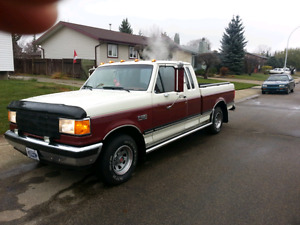 1988 ford f150 lariat very good condition
