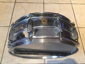 60' ludwig keystone badge 5 x 14 snare