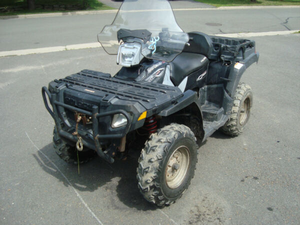 Used 2006 Polaris SPORTSMAN 500 X2 4WD