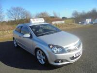 2008 Vauxhall Astra SRI FULL SERVICE HISTORY, 2 KEYS, FULL MOT