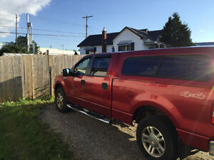 2007 Ford F-150 SuperCrew Pickup Truck for less than $10,000