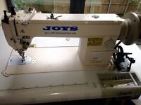 Joys industrial sewing machine