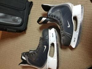 Nike skates size 11ee   great shape