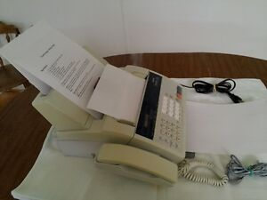 1270 Brother Fax/Copy Machine