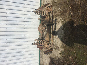 1994 Dodge Ram 2500 axels and transfer case