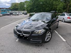 BMW 520D SE AUTO ULEZ EXEMPT 5 DOOR 1 OWNER BLACK CHEAPEST ON GUMTREE