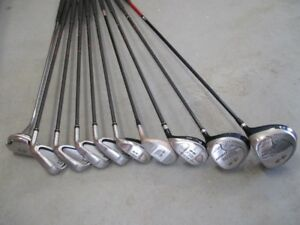 Snake Eyes Golf club set