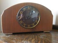 Mantle Clock from England