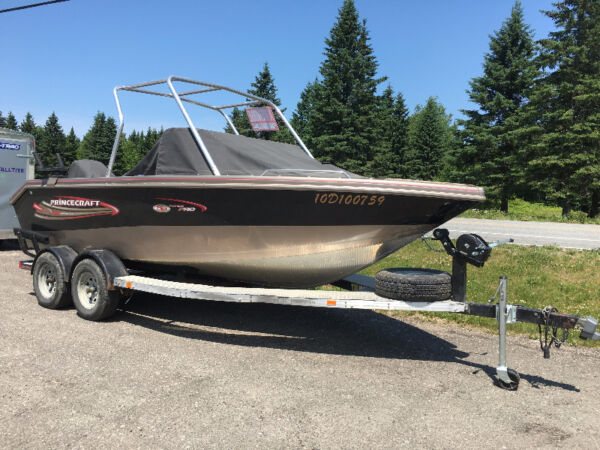 Used 2005 Princecraft Super Pro 196 SE