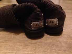 Genuine Ugg cardy boots UK 7.5