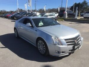 2011 Cadillac CTS Coupe 3.6