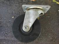 Wheel Castors  Like New