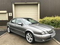 (57) 2007 Jaguar X-TYPE 2.0D 2007MY SE Saloon 5dr Leather Nav Manual