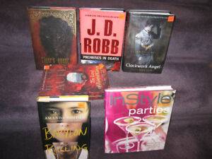 Book Selection - Brand NEW, Sold by Choice - See Pix & Titles $4
