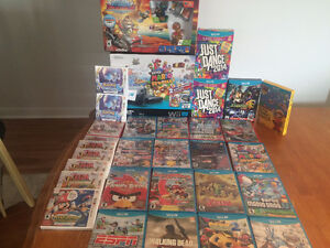 Console Wii u et Jeux  // and games   Et // And 3DS