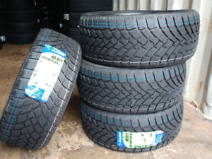 New 225/40R18 winter tires, $400 for 4