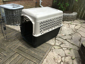 "Grreat Choice XL 40"" Dog Kennel"