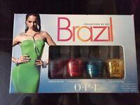 OPI Beach Sandies nail varnishes - 4 X 3.75ml