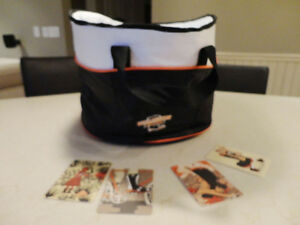 Wellington Brewery Soft Pack Cooler and Beer Coasters -Brand New