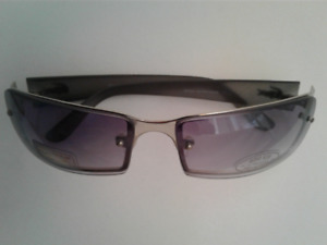 Lacoste Vintage new  Nickel silver frame sunglasses