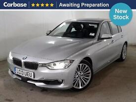 2013 BMW 3 SERIES 330d Luxury 4dr Step Auto