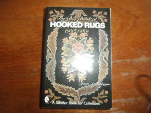 "Rug hooking Book ""The Big Book of Hooked Rugs"