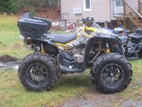 2012 Can Am Rengade XXC 1000 4x4
