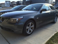 2007 BMW 525 xi- AWD PERFECT CONDITION