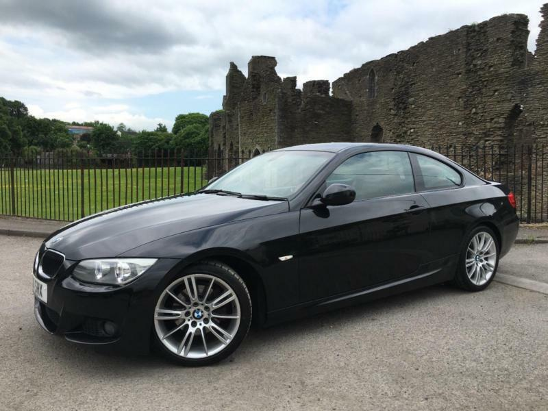 2011 BMW 320d M Sport **Red Leather -