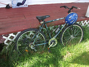 selling my bicycle