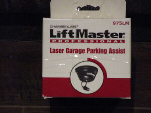 Lift Master Laser Garage Parking assist