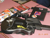 PLAYSTATION 2 AVEC 10 JEU/WITH 10 GAMES